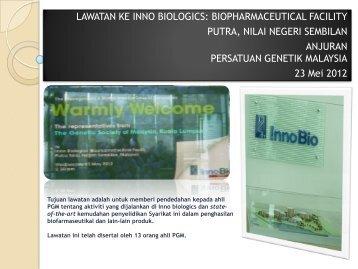 Download report - Persatuan Genetik Malaysia