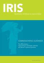 COMMISSIONING GUIDANCE - IRIS