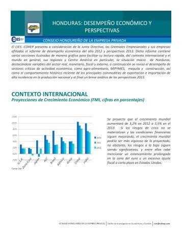 documento - Consejo Hondureño de la Empresa Privada