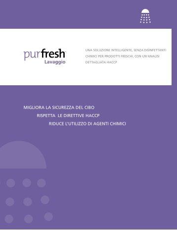 Lavaggio - Purfresh