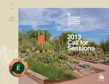 download the PDF version - American Public Gardens Association