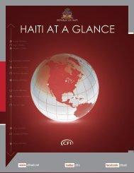HAITI AT A GLANCE - CFI