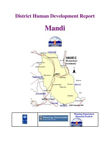 3. District Human Development Report - Mandi - Planning ...