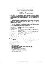 SRO 283 dated 12/09/2011 - J & K Finance Department