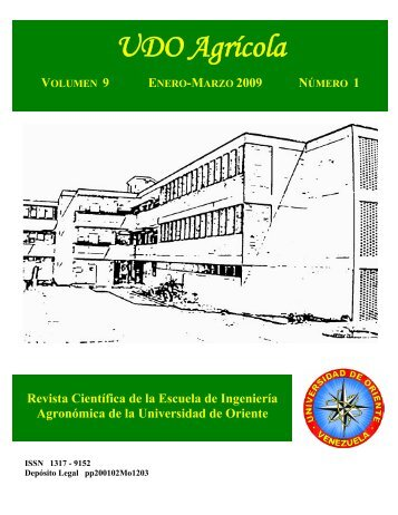 (Download all Papers) (PDF) - UDO Agrícola