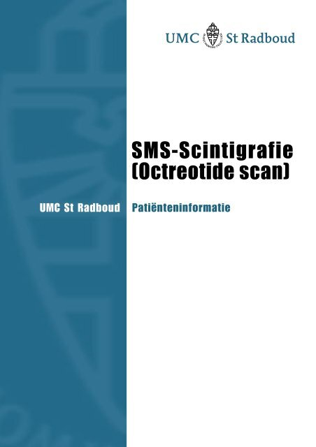 SMS-Scintigrafie (Octreotide scan)