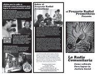 La Radio Comunitaria - Prometheus Radio Project