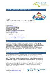 Cooperativa Fattoria della Piana Società agricola - Buy Smart