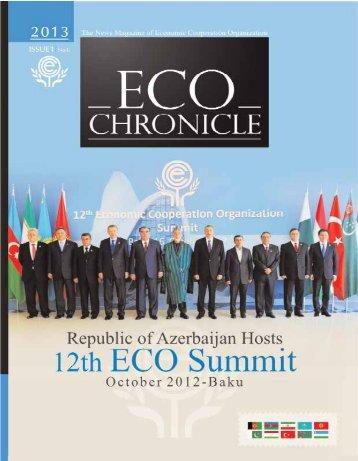 ECO Day - Economic Cooperation Organization