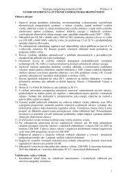 príloha 4 - Slovenská inovačná a energetická agentúra