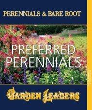 Garden Leader Perennials - Grimes Horticulture