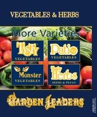 More Varieties More Varieties