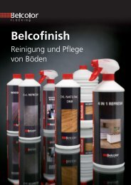 Belcofinish - Rent-a-Shop