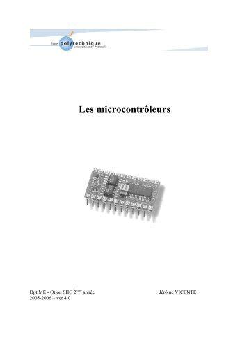 Cours microcontrôleur - iusti
