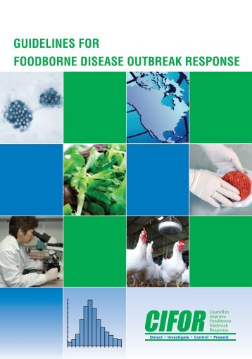 Guidelines For Foodborne Disease outbreak Response.pdf - CIFOR