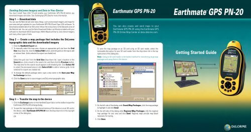 EARTHMATE GPS PN-20 DRIVERS WINDOWS 7