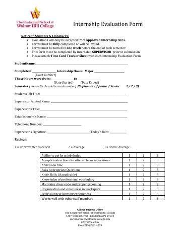 Pastor Evaluation Form. High School Sermon Evaluation Form 7+ ...