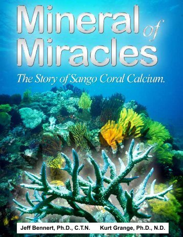 Mineral of Miracles Book - Better Health Thru Research
