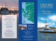 Download our Brochure - Oxford Business Association