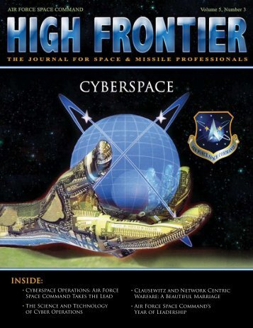 Cyberspace Operations - Air Force Space Command - Home