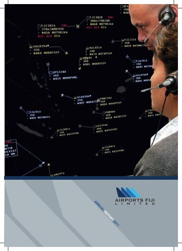 ANNUAL REPORT 2011 - Nadi International Airport