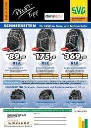 31.12.2012 Profi Tipp Schneeketten.pdf - SVG Online-Shop
