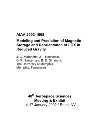 Modeling and Prediction of Magnetic Storage and Reorientation of ...