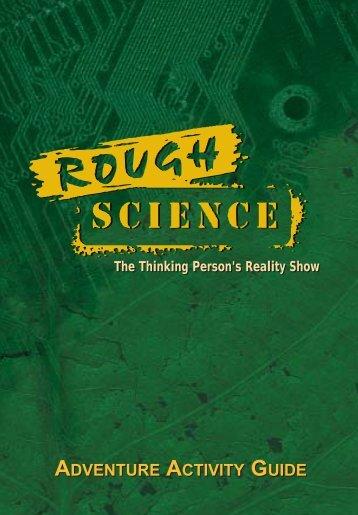 Rough Science - Activity Guide - Bullfrog Films