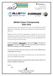 here - bream