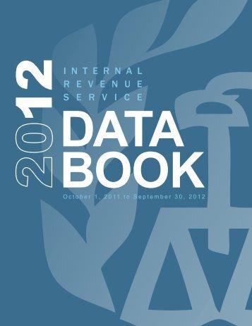2011 Internal Revenue Service Data Book - CPAmerica International