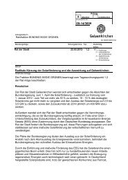 Radikale KÅrzung der SolarfÄrderung und die Auswirkung auf ...