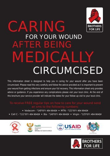 Caring for Your Wound