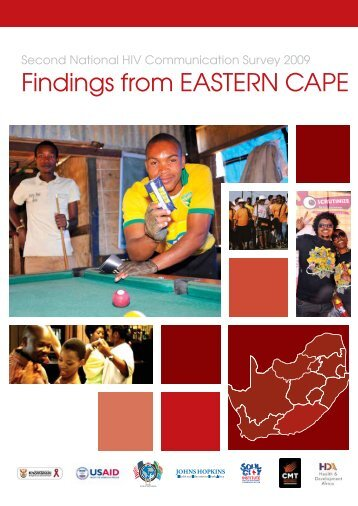 Eastern Cape (PDF) - Johns Hopkins Health and Education South ...