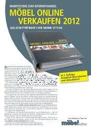 möbel online verkaufen 2012 aus dem ... - Brombach & Partner