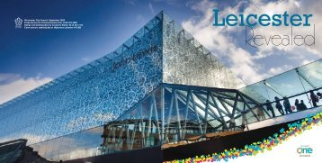 Marketing material - UK Landscape Award