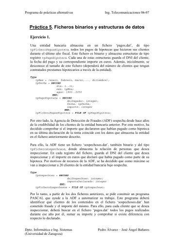 Práctica 5 - Grupo de sistemas de información avanzados (IAAA)