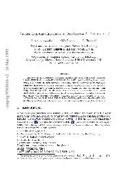 cmp-lg/9503016 v2 16 Mar 1995