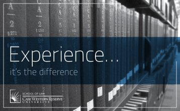 it's the difference - University of Western Ontario Faculty of Law