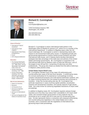 Richard O. Cunningham