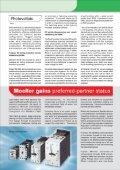 """Moeller """"Contact"""" Magazine - Moeller Electric - Page 2"""