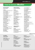"""Moeller """"Contact"""" Magazine - Moeller Electric - Page 4"""