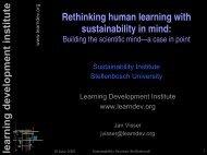 here - Learning Development Institute