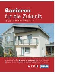 Sanieren zum Schnäppchenpreis - Planungsbuero Andrea Vogel ...