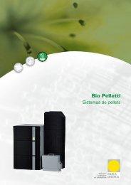 Caldera de pellets Pelletti III - Paradigma Energías Renovables Ibérica