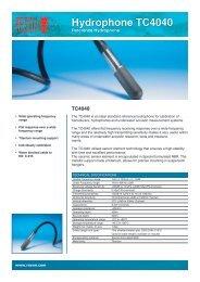 Hydrophone TC4040