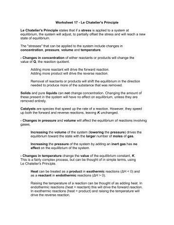 Ap Concentration Review Worksheet