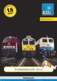 Esu catalogus 2012 (NL) - Van Biervliet