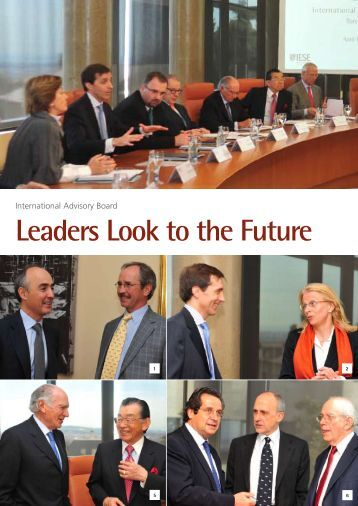 Leaders Look to the Future