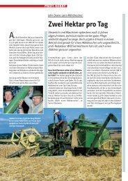 Zwei Hektar pro Tag - IG SmZ