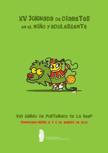 xv jornada de diabetes - Sociedad Española de Endocrinología ...